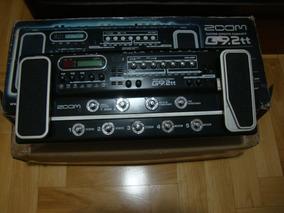 Pedaleira Zoom G9.2tt- Ñ Vox Tonelabs, Boss Gt, Korg, Moer