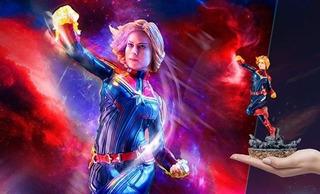 Captain Marvel 1/10 - Iron Studios