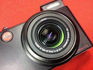 Leica D-lux 3 Con Estuche, P&h.