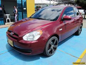 Hyundai Accent Web Ii Gls Mt 1.6 3p