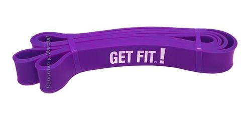 Banda Dominadas Super Power Band Get Fit Media 3,2cm Cuotas