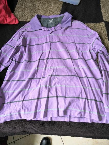 Lote De Camisas De Manga Larga St Jhons Bay