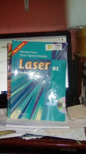 Laser B1+ Students Book New Edition Steve Taylore-knowles