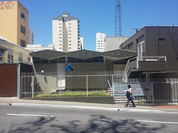Aluga Casa Comercial No Centro De Jundiaí - Ca01145 - 33678918