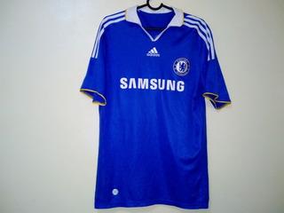 Camisa Chelsea adidas 2009