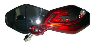 Espejo Retrovisor De Moto