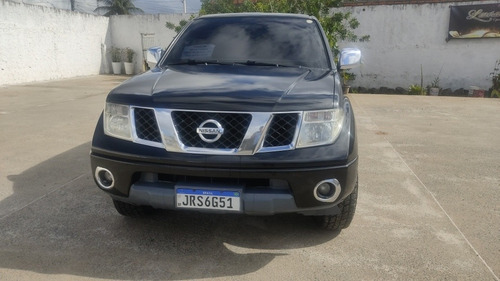 Nissan Frontier 2008 2.5 Sel Cab. Dupla 4x4 Aut. 4p