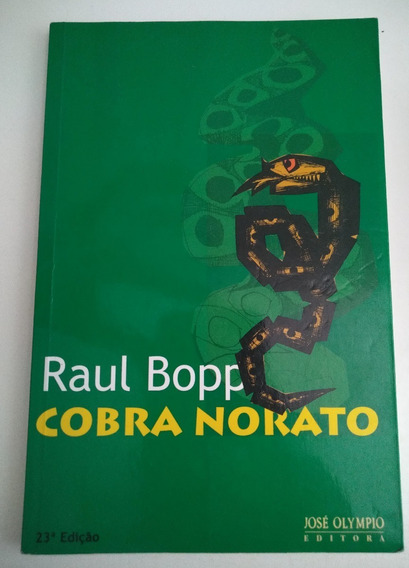 Livro Cobra Norato Raul Bopp
