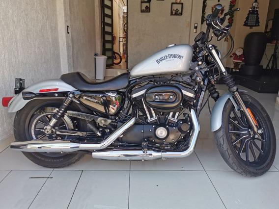 Super Harley-davidson Sportster Iron 883