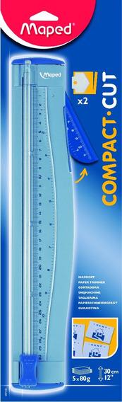 Guillotina Cizalla Para Papel Maped Compact Cut A4