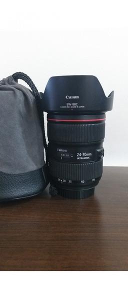 Lente Canon 24-70 Ii 2.8 L