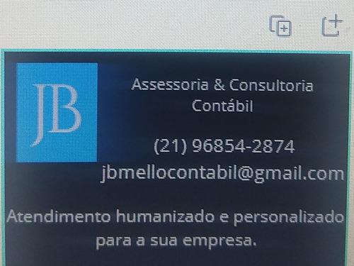 Imagem 1 de 1 de Jb Assessoria E Consultoria Contábil