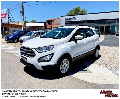 Ford Ecosport 1.5 Se 123cv At 4x2 Amaya Motors!!!