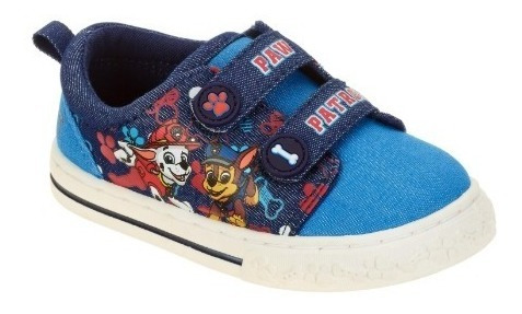 Zapatos Deportivos Paw Patrol Para Niños