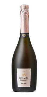 Vino Espumante Mumm Domaine Rosé Caja De 6 Botellas X 750 Ml