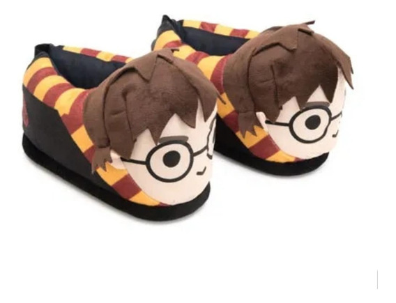Pantufas Harry Potter 3d Ricsen Original