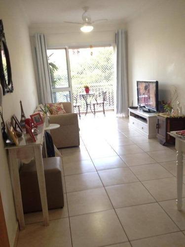 Apartamento Com 2 Dormitórios À Venda, 54 M² Por R$ 300.000 - Jardim Botânico - Ribeirão Preto/sp - Ap3797