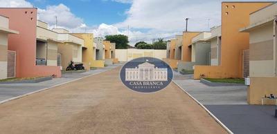 Casa Com 3 Dormitórios À Venda, 86 M² Por R$ 250.000 - Umuarama - Araçatuba/sp - Ca1177