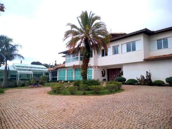 Casa 5 Suítes Para Alugar No Morro Do Chapéu 833m² Por R$ 28.000 - 19044