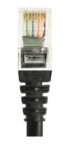 Imagem 1 de 3 de Kit Patch Cord Cat6 100% Cobre Furukawa Personalizado N°1621