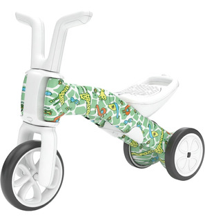 Bicicleta De Equilibrio Y Triciclo De Chillafish.