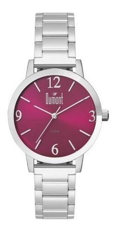 Relógio Dumont Feminino Du2035lwa/3k