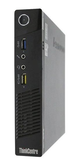 Computador Desktop Lenovo M93p Tiny I5 4° Geração 4gb 1tb