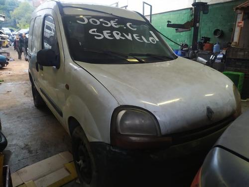 Imagem 1 de 7 de Renault Kangoo 1.0 8v 1999 Sucata Somente Peças