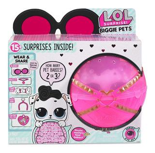 Lol Surprise Biggie Pet Mascota Y Mochilita