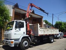 Camion Hidrogrua Grua Pluma Barquilla Hidroelevador Alquiler