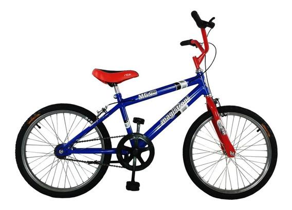 Bicicleta Magistroni Cross R-20 Mod. Mg-100 Para Niños