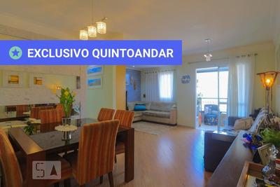 Apartamento No 8º Andar Mobiliado Com 3 Dormitórios E 2 Garagens - Id: 892907514 - 207514