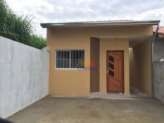 Casa Com 2 Dormitórios À Venda, 66 M² Por R$ 240.000,00 - Vila São Paulo - Mogi Das Cruzes/sp - Ca0017