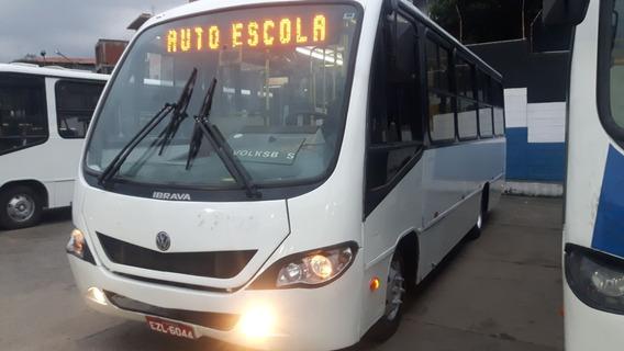 Micro Ônibus Ibrava 2012 C F C - Só 65.000