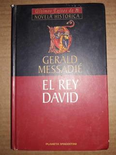 El Rey David. Biografia