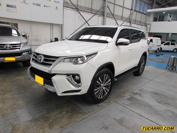 Toyota Fortuner Sw4 Street At 2700cc 7p