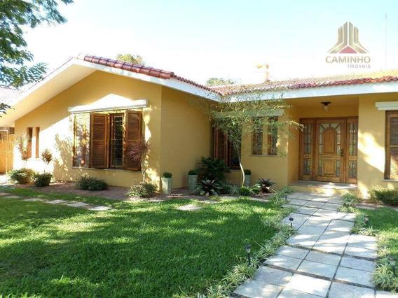 Casa Residencial À Venda, Vila Assunção, Porto Alegre. - Ca0291