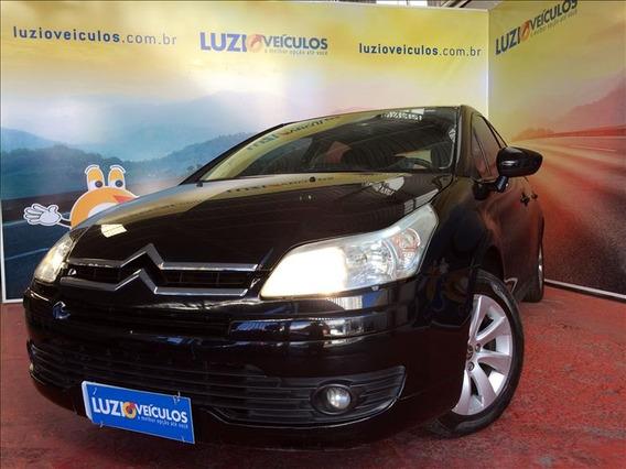 Citroën C4 C4 2.0 Glx 16v Flex 4p Automático