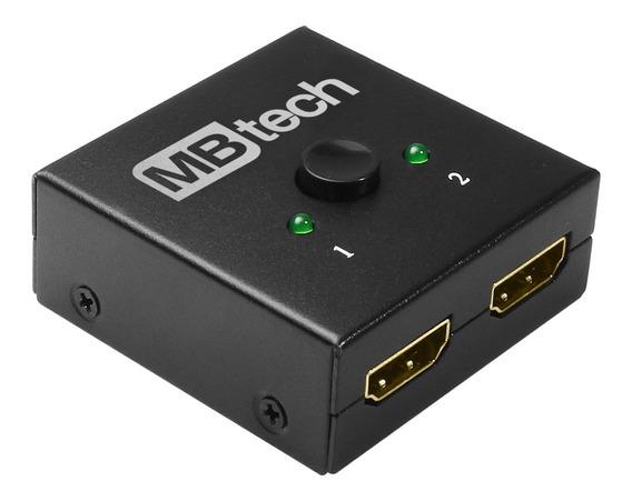 Switch Hdmi Bidirecional 2x1 4k Mb84245