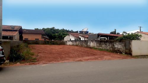 Terreno Aterrado Em Itajuba Barra Velha Com 300m²!! - 35711480v