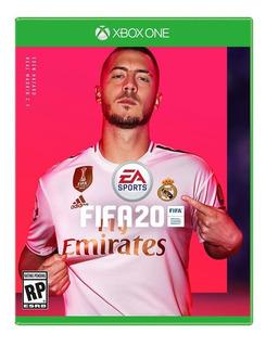 Fifa 20 Juego Cd Xbox One 2020 Nuevo Original Fisico Español