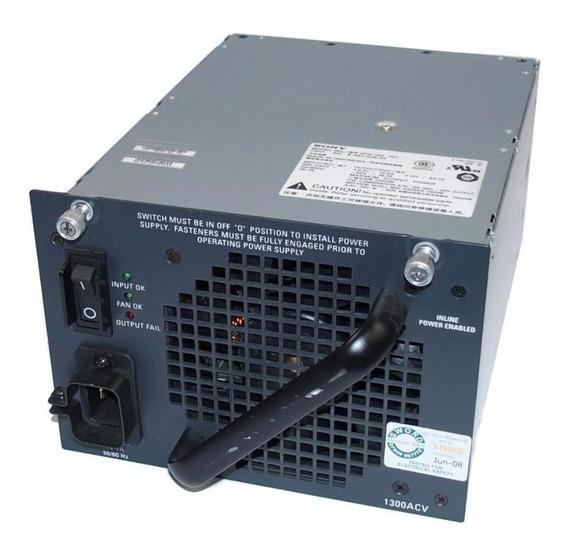 Pwr-c2-640 Cisco Fonte Servidor 640w Para 3650 Series