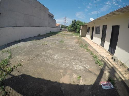 Terreno, 549 M² - Venda Por R$ 495.000,00 Ou Aluguel Por R$ 1.500,00/mês - Parque Residencial Jaguari - Americana/sp - Te0298