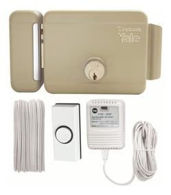 Chapa Electrica (kit) Yale Transformador-cable-impulsador