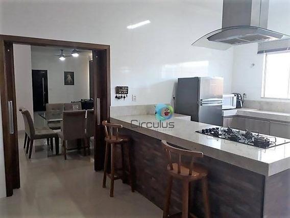 Casa À Venda, 190 M² - Condomínio Haras Country Village - Jardinópolis/sp - Ca1191