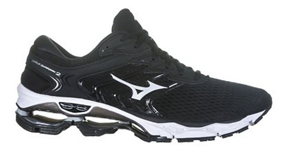 Tênis Mizuno Wave Guardian 2 Preto 010618