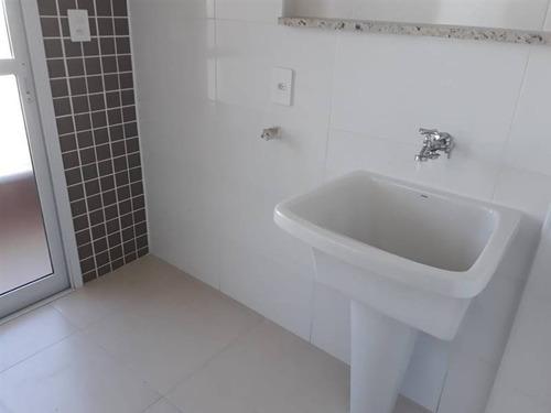 Apartamento Novo, Com Três Dormitórios, Sendo Duas Suites, Sala Ampla.  Prédio Com Lazer Completo, Inclusive Espaço Gourmet. - Ppr53