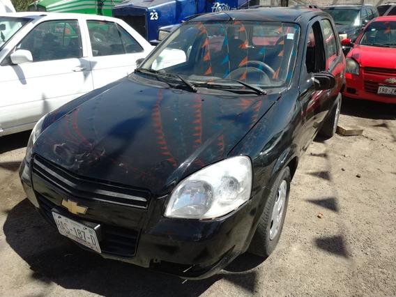 Chevrolet Chevy 1.6 5p Paq C Mt 2009