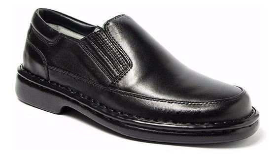 Sapato Anti Stress Masculino Conforto P/ Diabéticos Promoção