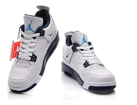 Tenis Air Jordan Iv Original Com Nota Fiscal